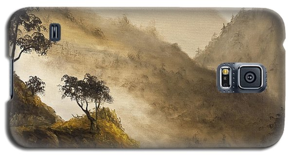Misty Hills Galaxy S5 Case