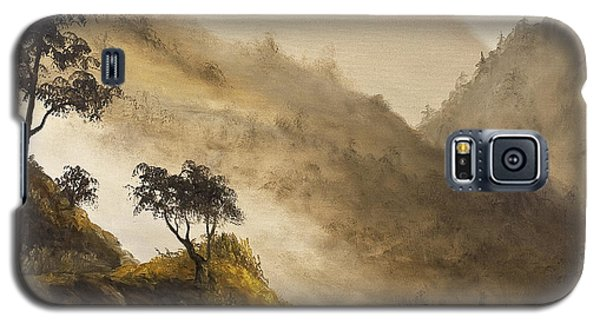 Misty Hills Galaxy S5 Case