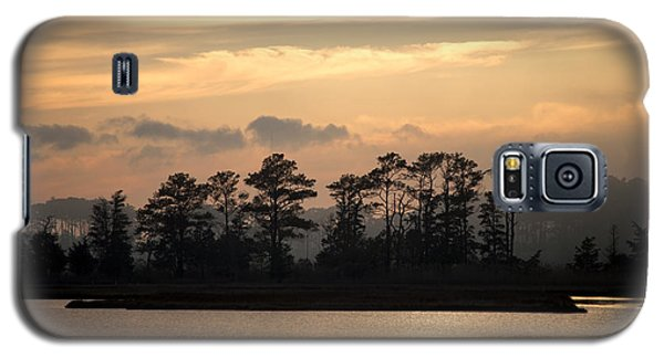 Misty Island Of Assawoman Bay Galaxy S5 Case