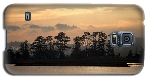 Misty Island Of Assawoman Bay Galaxy S5 Case
