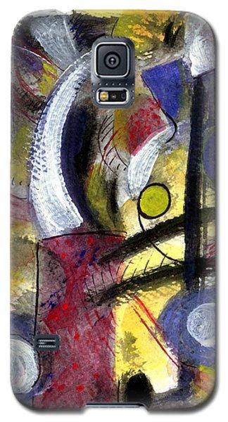 Misty Moon Galaxy S5 Case