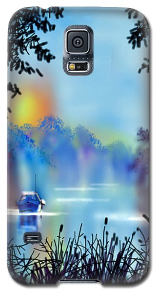 Misty Mooring Galaxy S5 Case