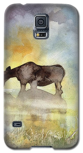 Misty Moose Minerva Galaxy S5 Case