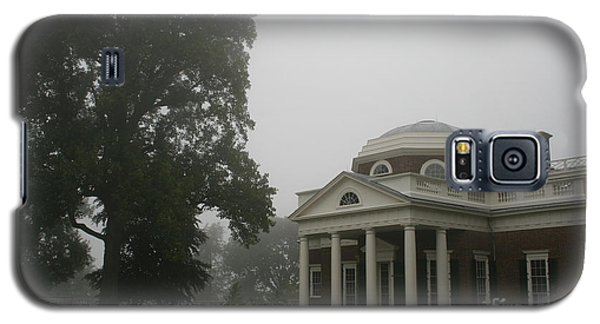 Misty Morning At Monticello Galaxy S5 Case by Christiane Schulze Art And Photography