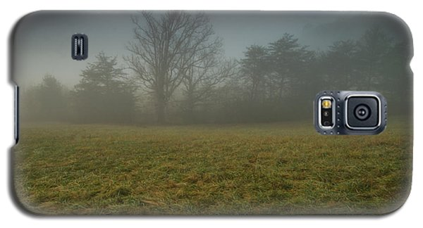Misty Morning - Cades Cove Galaxy S5 Case