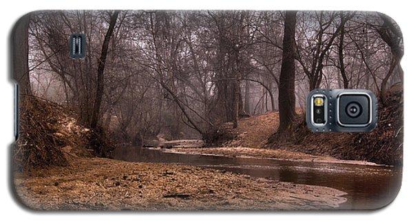 Misty Morning Creek Galaxy S5 Case