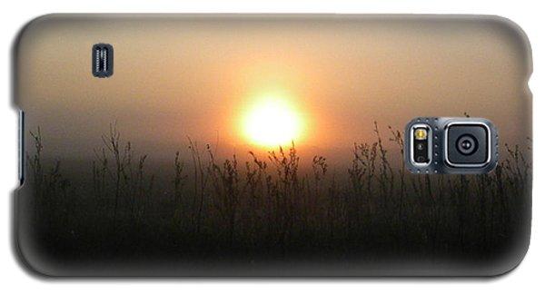 Misty Morning Galaxy S5 Case by James Petersen
