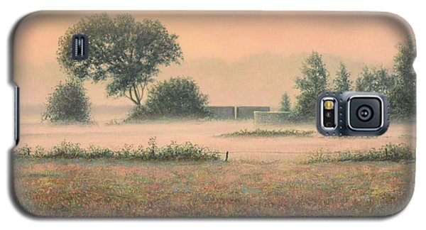 Misty Morning Galaxy S5 Case by James W Johnson