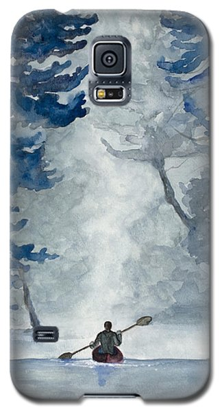 Misty Morning Sojourn Galaxy S5 Case