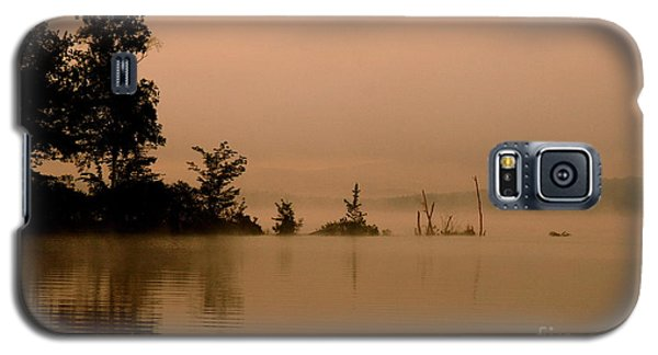 Misty Morning Solitude  Galaxy S5 Case