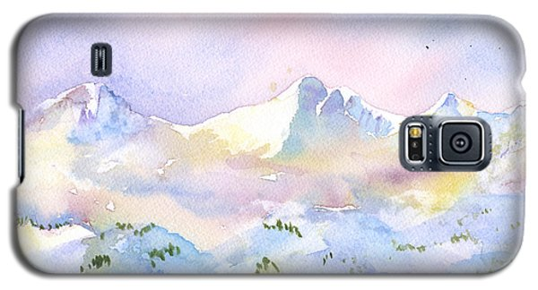 Misty Mountain Galaxy S5 Case