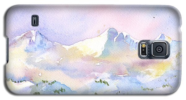 Misty Mountain Galaxy S5 Case