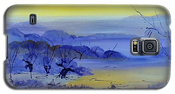 Misty Valley Galaxy S5 Case by Lyn Olsen