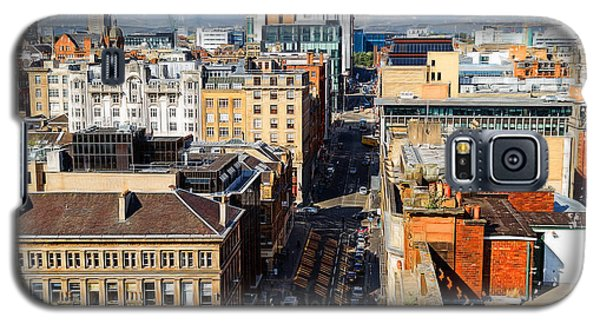 Mitchell Street Glasgow Galaxy S5 Case
