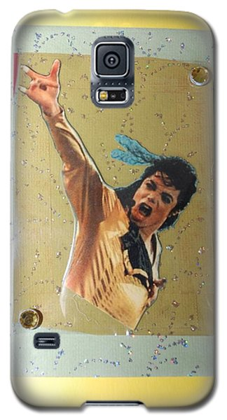 Mj Leave Me Alone Galaxy S5 Case