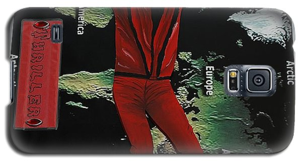 Mj Thriller Galaxy S5 Case