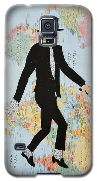 Mj We Are The World Galaxy S5 Case