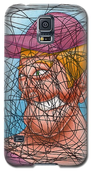 M.l.b. Here I Come Galaxy S5 Case