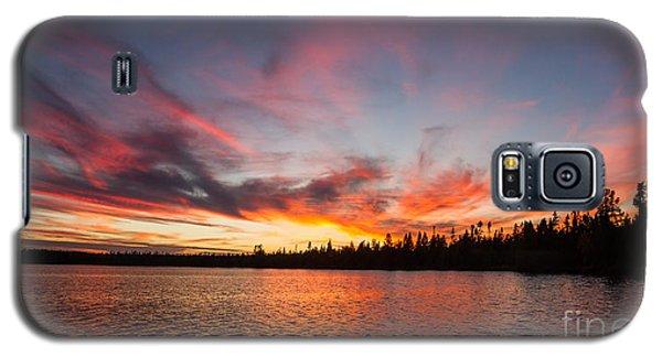 Mn Sunset Symphony Galaxy S5 Case