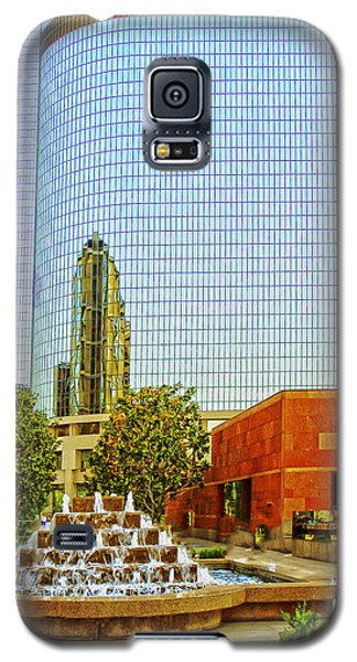 Galaxy S5 Case featuring the photograph Moca Plaza by Joseph Hollingsworth