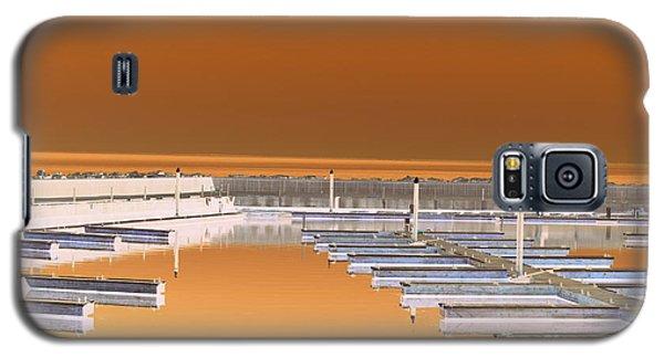 Mocha Dock Galaxy S5 Case