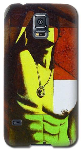 Mod Male Galaxy S5 Case by Joseph Sonday