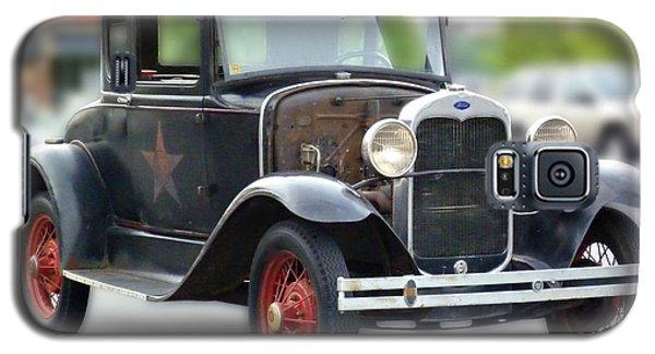 Model A Sheriff's Car Galaxy S5 Case by Pete Trenholm