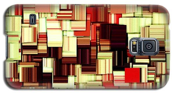 Modern Abstract Art Xvii Galaxy S5 Case