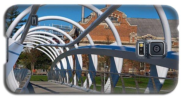 Modern Bridge  Galaxy S5 Case