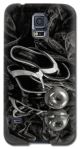 Modern Cinderella Galaxy S5 Case by Karo Evans