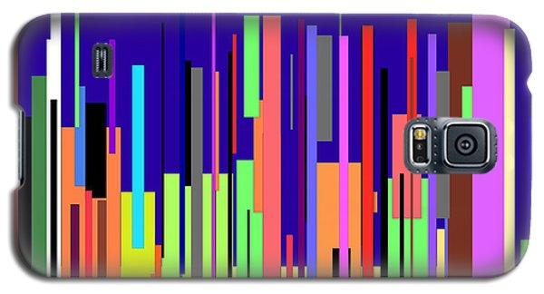 Modern Cityscape Galaxy S5 Case