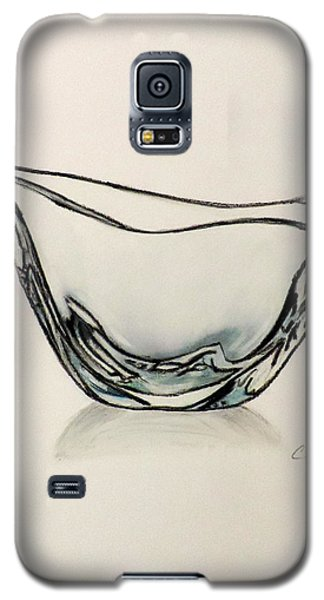 Modern Crystal Bowl Galaxy S5 Case