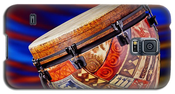Modern Djembe African Drum Photograph In Color 3336.02 Galaxy S5 Case