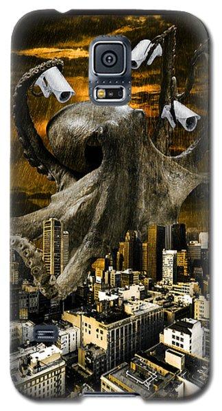 Modern Freedom Galaxy S5 Case