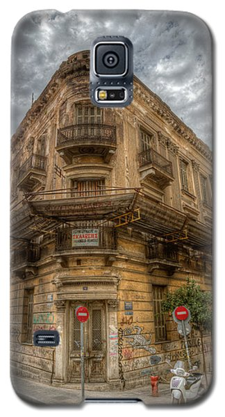 Galaxy S5 Case featuring the photograph Modern Ruins Of Greece by Micah Goff