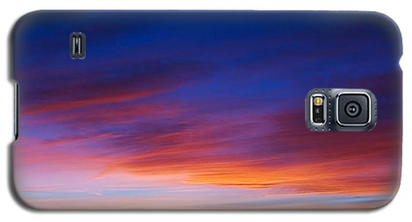 Mogollon Rim Afterglow Galaxy S5 Case