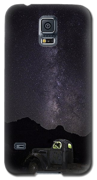 Mojave Milky Way Galaxy S5 Case