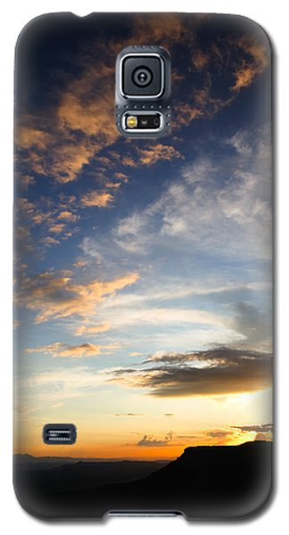 Mollogon Rim Twilight Galaxy S5 Case