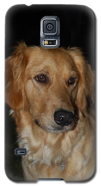 Galaxy S5 Case featuring the photograph Molly by Ramona Whiteaker