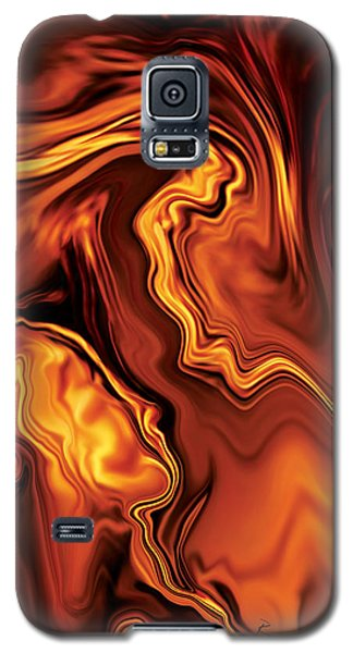 Moment Before The Kiss-2 Galaxy S5 Case by Rabi Khan