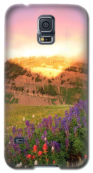 Moment Of Illumination Galaxy S5 Case