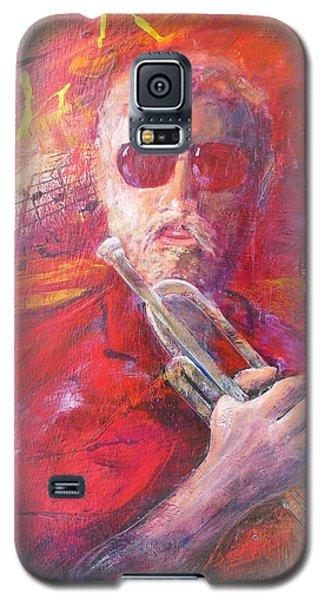 Moment Of Inspiration  Galaxy S5 Case by John  Svenson