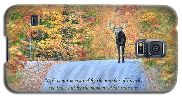 Moments That Take Our Breath Away Galaxy S5 Case by Shelley Neff