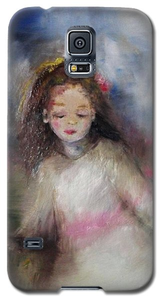 Mommy's Little Girl Galaxy S5 Case by Laurie L