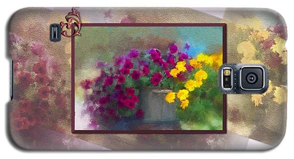 Moms Garden Art Galaxy S5 Case