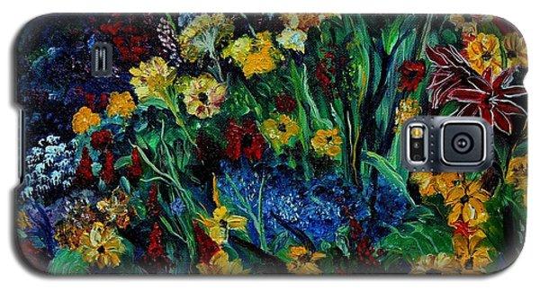Moms Garden II Galaxy S5 Case by Julie Brugh Riffey