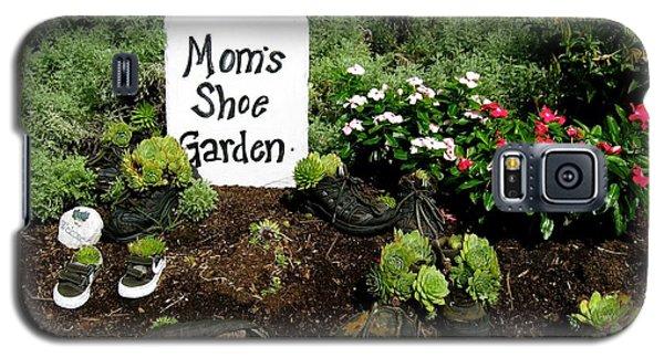 Moms Shoe Garden Galaxy S5 Case