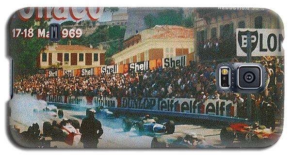 Monaco 1969 Galaxy S5 Case