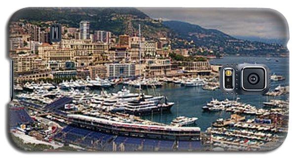 Monaco Panorama Galaxy S5 Case