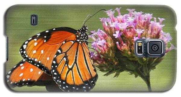 Monarch Flutterby Galaxy S5 Case